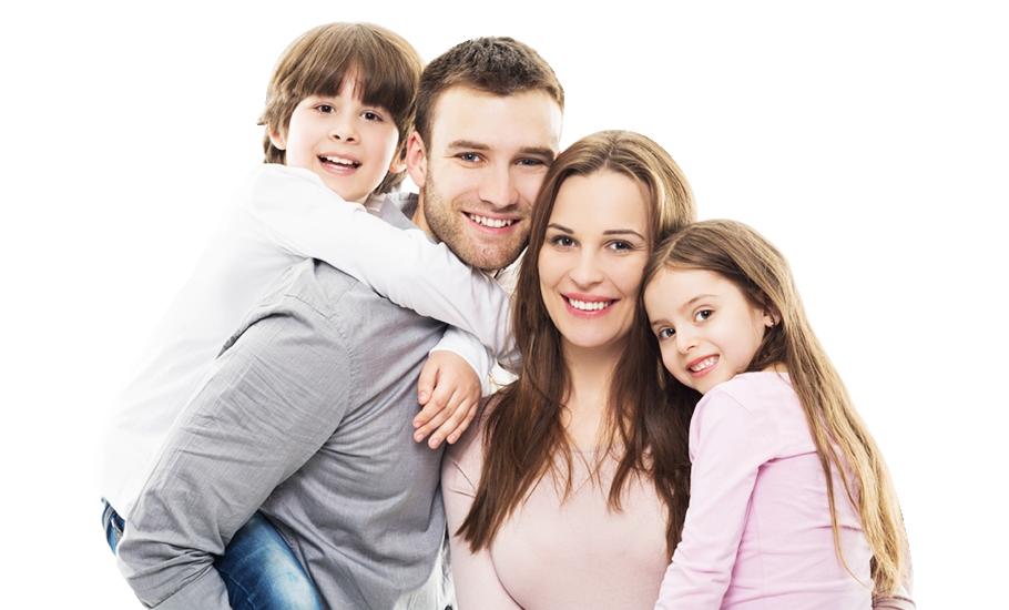 Happy Family Pic - Lifeline