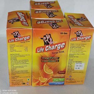 Life-Charge-Powder